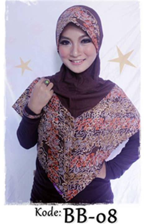 Sepatu Batik Coklat 3 model busana muslim anak murah terkini