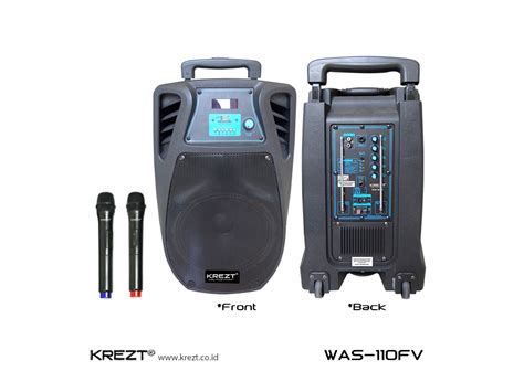 Portable Wireless Metting Krezt Was 110fv krezt was 110fv krezt audiokrezt audio official website