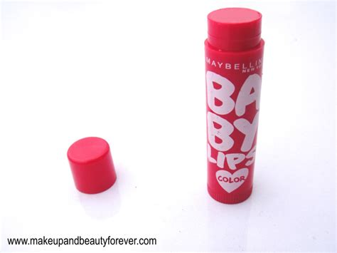 Review Maybelline Baby Color maybelline baby lip balm color berry crush review