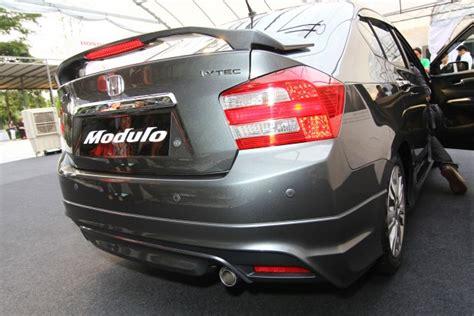 Spoiler Honda City Modulo 2009 2013 honda city 2013 malaysia infohub paul s automotive news