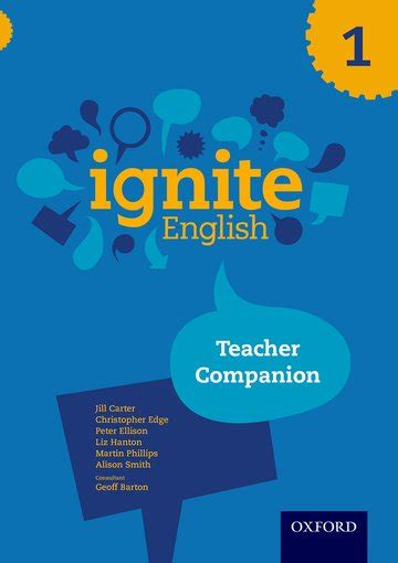 ignite english student book ignite english teacher companion 1 witra publishing group