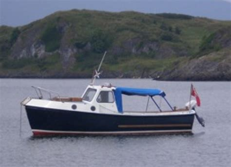 romany boats romany 21 for sale in south oban united kingdom gb