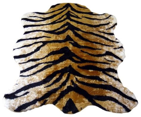 faux tiger skin rug tiger skin rug www imgkid the image kid has it