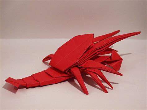 Grasshopper Origami - grasshopper origami 171 embroidery origami