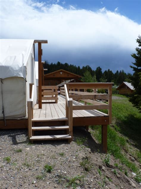 Gardiner Montana Cabin Rentals by Tent Rentals Near Yellowstone Rent A Tent Hell S A Roarin Outfitters Gardiner Mt