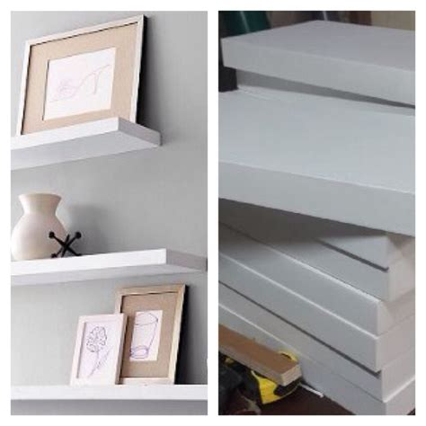 4pcs Rak Dinding Ambalan Floating Shelf jual rak ambalan rak dinding melayang floating shelf