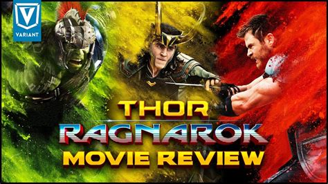 film thor sebelum ragnarok thor ragnarok movie review youtube