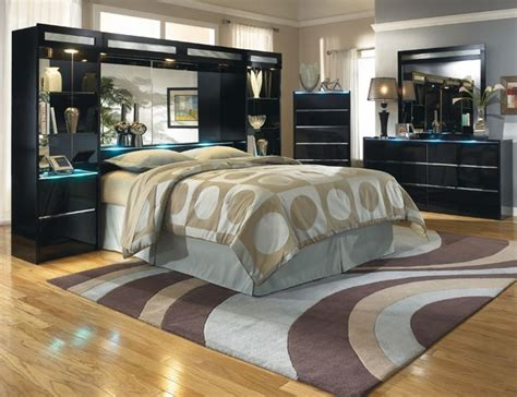 Ashley Furniture Black Bedroom Set | ashley furniture black bedroom set for the home pinterest