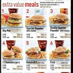 Harga Matrix Big Burger Hd 1000 images about fast food on calorie chart