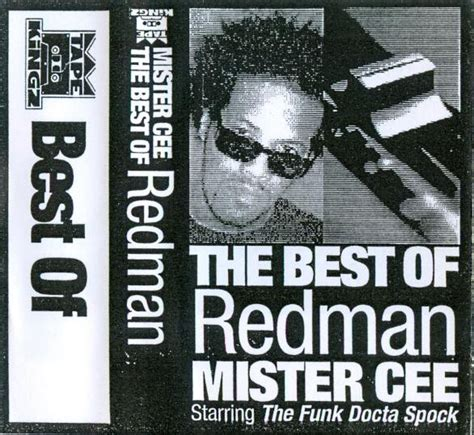 Cd The Rock Master Mister Ahmad Dhani I mister cee best of redman at discogs