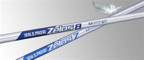 nippon shafts swing speed nippon release lightweight n s pro zelos 8 steel shaft