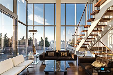 Austin Floor Plans by Sky Lofts Glasshouse Penthouse 145 Hudson Street New