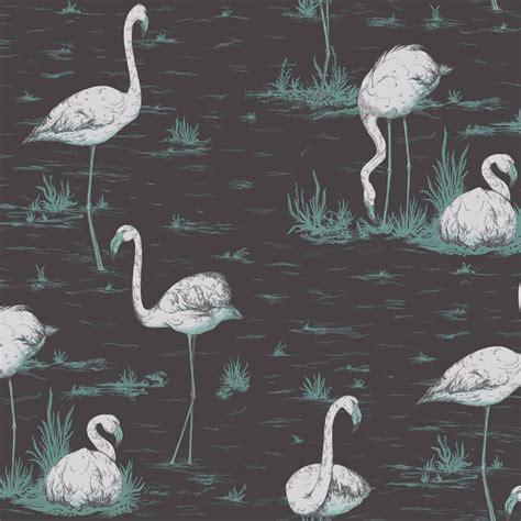 flamingo wallpaper sle cole son flamingo wallpaper 95 8048