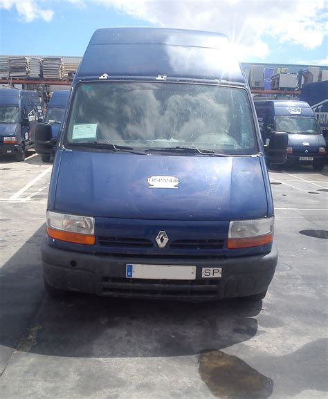 renault master 2001 2001 renault master ii pictures information and specs