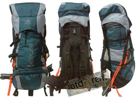 Dijual Consina Alpinist 70 5 Merah pekanbaru outdoorlovers sewa ransel