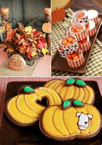 baby shower food ideas baby shower themes for the fall