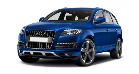 audi q7 car hire in and the uk