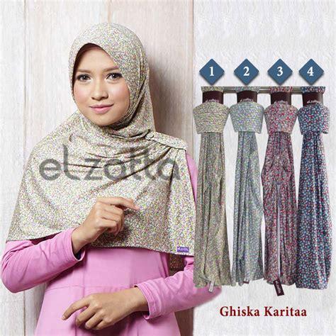 jilbab elzatta collection terbaru 2015 jilbab bergo elzatta ghiska karitaa elzatta hijab jual