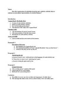 example of visual analysis essays