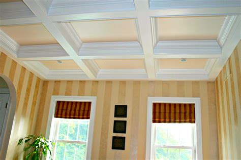 Decorative Ceiling by Decorative Ceilings By Deacon Home Enhancement