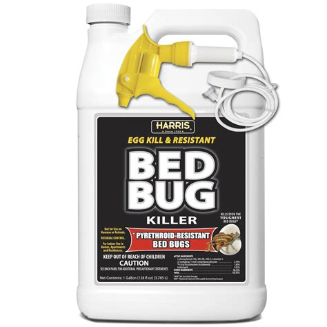 Bed Spray by Harris Toughest Bed Bug Liquid Spray With Odorless