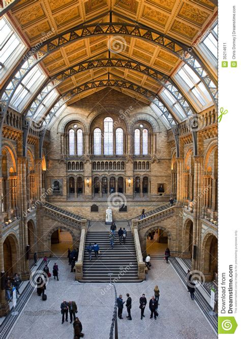 london museum of interior design natural history museum in london editorial photo image