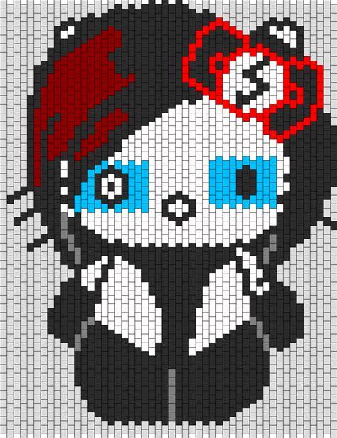 beaded hello pattern marilyn hello bead pattern hello