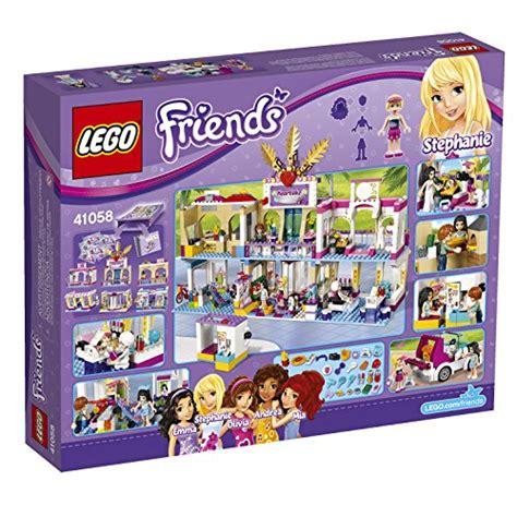 Set Mainan Shopping lego friends heartlake shopping mall building set 41058