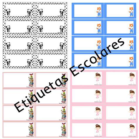 imagenes para etiquetas escolares juveniles etiquetas escolares para imprimir ministrando ao nosso lar