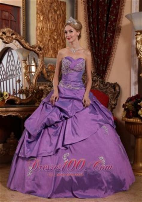184 Best Quinceaneras Images On Brand New Lavender Sweet 16 Dress Sweetheart Taffeta