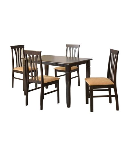 nilkamal 6 seater dining table buy at best