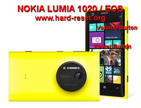resetting a nokia 1020 how to easily master format nokia lumia 1020 eos 909