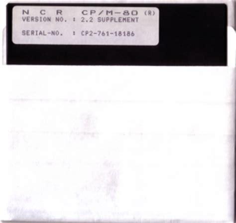 Dmv Pack 1 ncr decision mate v pc4 6 floppy disks