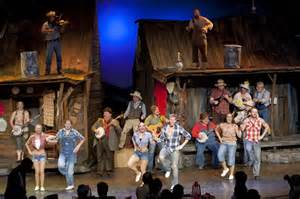 Comedy Barn Pigeon Forge Tennessee Hatfield And Mccoy Dinner Show Group Travel Odysssey