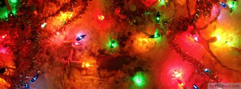 christmas lights facebook covers myfbcovers
