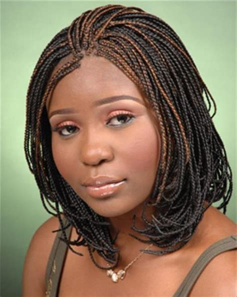 do full braids fit a round face eye catching braided hairstyles for black women with round