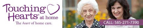 touching hearts at home of rochester ny in home care for