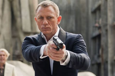 Daniel Craig Admits He Had To Use Stunt Doubles Packing Stunt Penises For His In New Bond by Daniel Craig Promises To Cut Back On Bond Stunts In