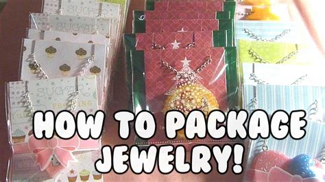 jewelry how to how to package jewelry necklaces