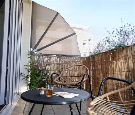 Terrasse Wohnfläche by Le Brise Vue En 233 Ventail