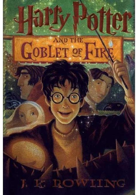 harry potter and the goblet of book report the wednesday review harry potter and the goblet of