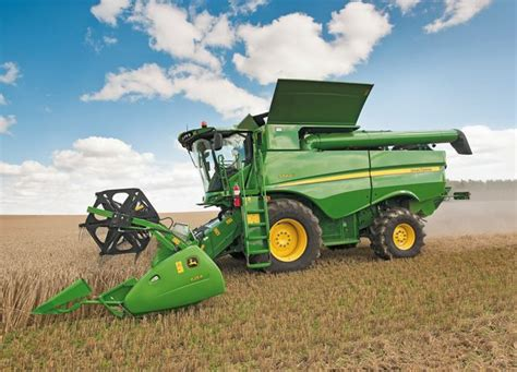 Is It Worth It To Get A Jd Mba by S660 Combine Deere Int