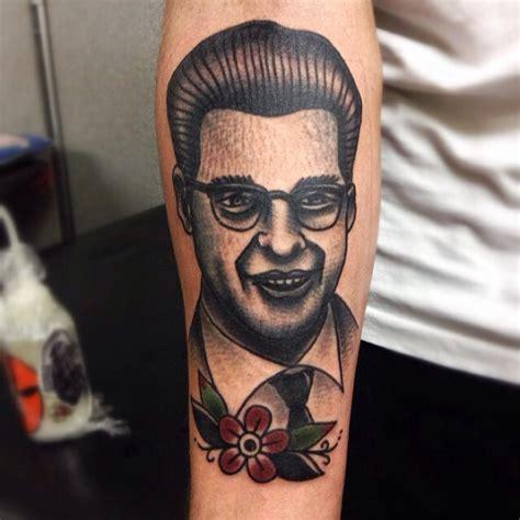 tattoo old school gentleman smiling man old school tattoo by matt cooley best tattoo
