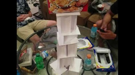 what to make out of index cards index card tower