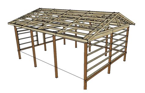 pole barn plans pole barn plans and materials 171 redneck diy outdoor