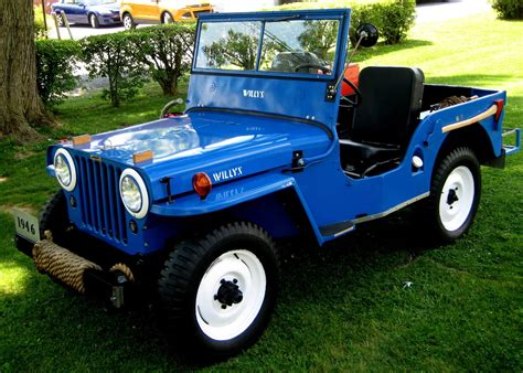 original jeep original 1946 willys cj2 jeep offroad for sale