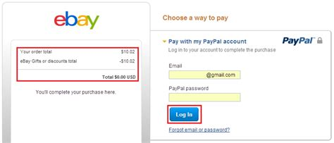 Buy Gift Cards With Paypal Credit - get 8 cash back on every ebay item you buy