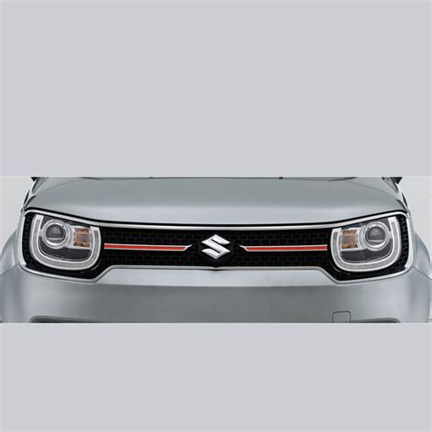 autohaus f 252 rst onlineshop front bumper grille centre bar for your suzuki ignis