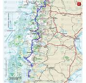 THE ROUTE And Maps  A Guide To Cycling The Carretera