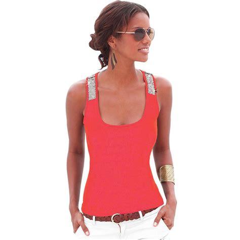 29797 Summer Crop Top womens vest tops picture more detailed picture about summer vest tops sleeveless summer